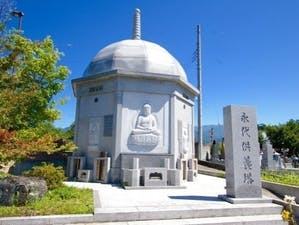 涌泉寺墓苑 永代供養墓の画像