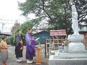 東光寺 永代供養塚の画像