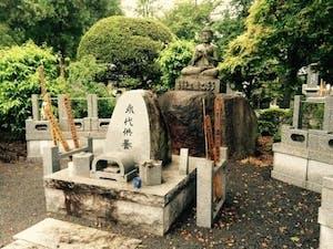 うめでら 東持寺 永代供養墓の画像