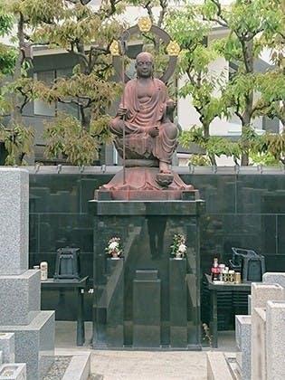 九島院 永代供養墓「大亀地蔵尊」・期間限定個別墓「龍睡」