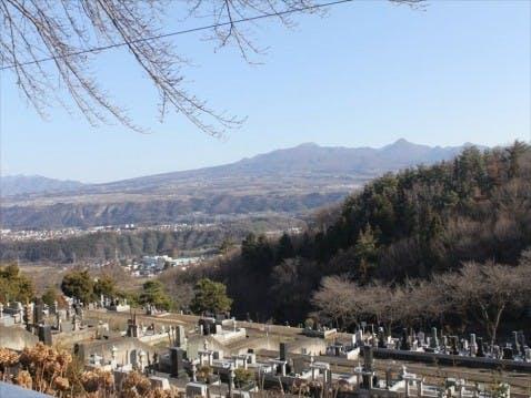 上毛高原メモリアルパーク 永代供養墓・樹木葬