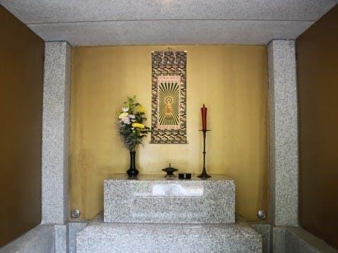 惠光寺 永代納骨堂