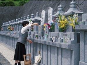 鳥栖 龍華霊園 (永代供養墓(五輪墓))の画像