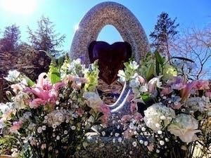 共同墓 ひだまりの碑の画像