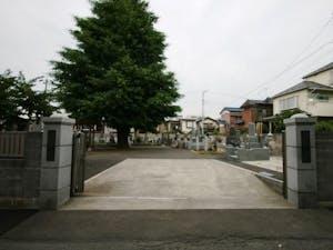 長覚院 堂山墓地の画像