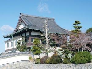 大覺寺墓苑の画像