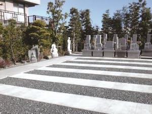 臨川寺墓苑の画像