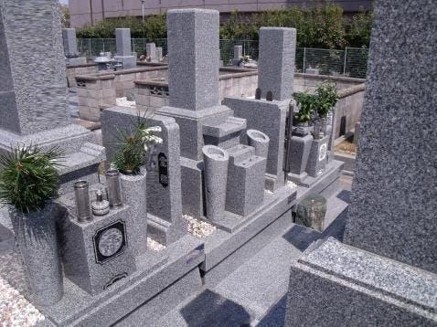 鷹ノ尾墓地