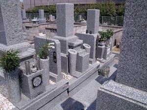 鷹ノ尾墓地の画像