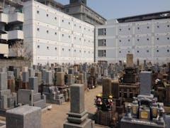 尼崎杭瀬墓地の画像