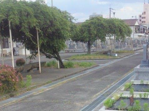 東大阪市営 荒本墓地