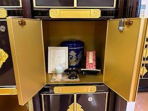 黄金山墓苑の画像