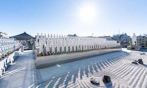 新定院 永代供養墓 樹木葬の画像