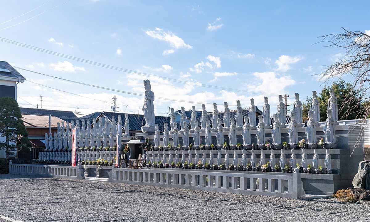 新定院 永代供養墓 樹木葬