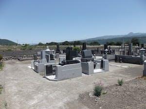 子持墓地・Aの画像