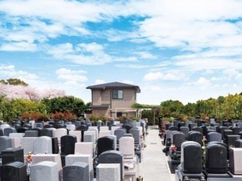 水元公園ともしびの郷 樹木葬