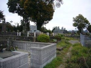 小楠墓地の画像