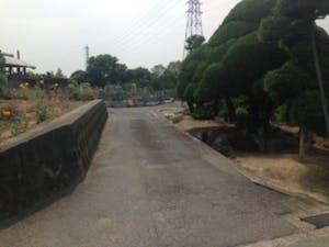菅生墓地の画像