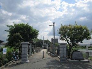 浜寺船尾霊園の画像