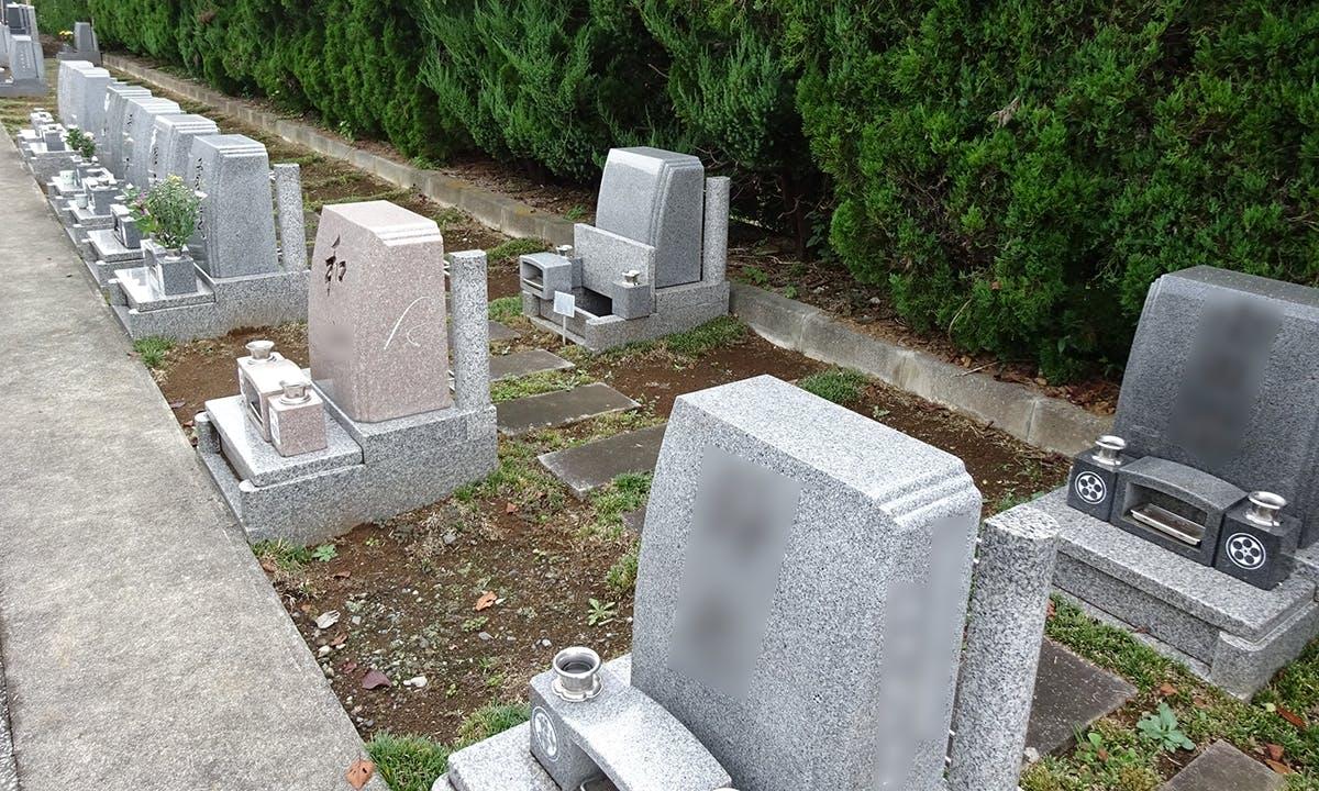 武蔵ヶ丘霊園(永代供養付き一般墓)