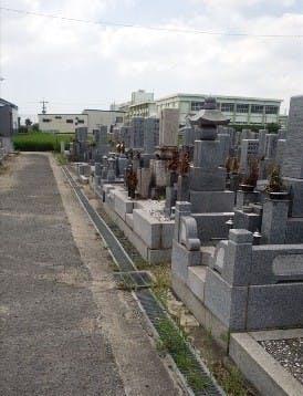池島共同墓地