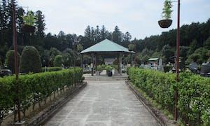西の杜 新里聖地霊苑の画像