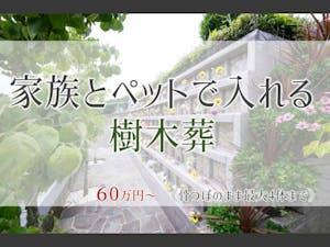 森林公園昭和浄苑 永代供養墓・樹木葬の画像