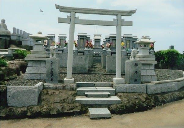永代供養霊園シーバ鹿児島
