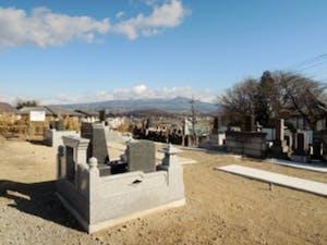 吉岡墓苑の画像