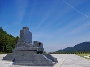 糸島自然霊園の画像