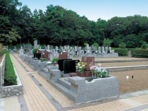 旭台第二むさしの霊園の画像