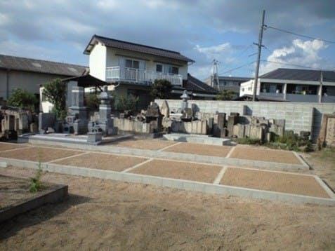圓福寺墓地