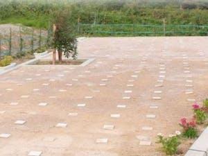 浜松西墓苑の画像