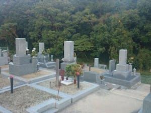 野中共同墓地の画像