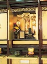 釈迦寺小室大納骨堂の画像