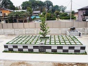 井野共同墓地 樹木苑の画像