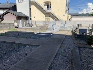 清光寺墓地の画像