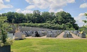メモリアルパーク緑の丘の画像