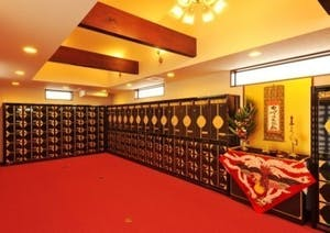 徳成寺 納骨堂の画像