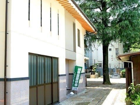目黒駅前大師堂