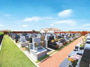 第二朝霞聖地霊園の画像