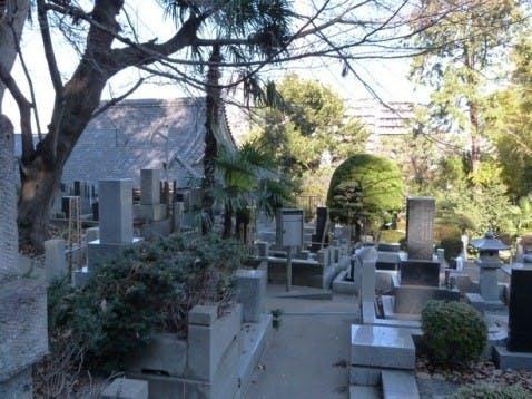 正安寺墓苑