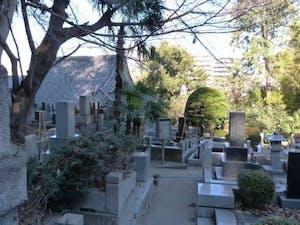 正安寺墓苑の画像