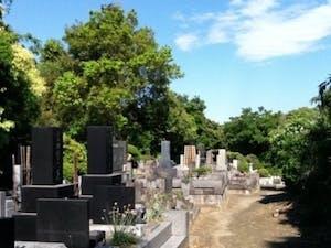 悟心寺墓苑の画像