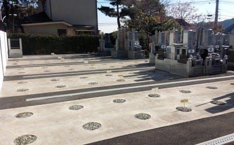 清宝院墓苑
