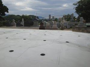 新法寺墓苑の画像