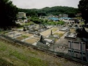 永泉寺月見霊園の画像