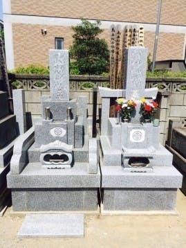 教信寺墓地
