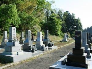 霊善寺墓園の画像