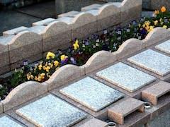 花壇墓 セムガーデンの画像